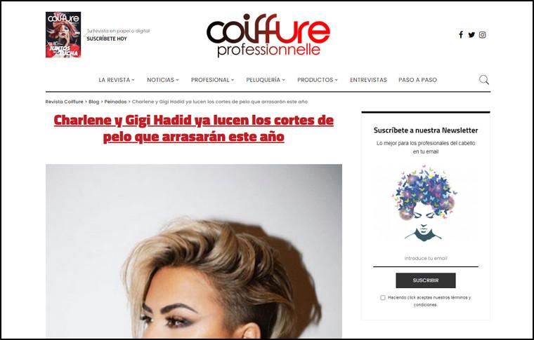 REVISTA COIFFURE - Tendencias en cortes de cabello para 2021